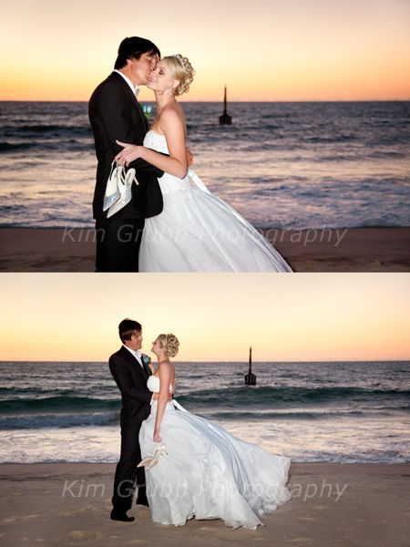 wedding photos cottesloe beach - Google Search