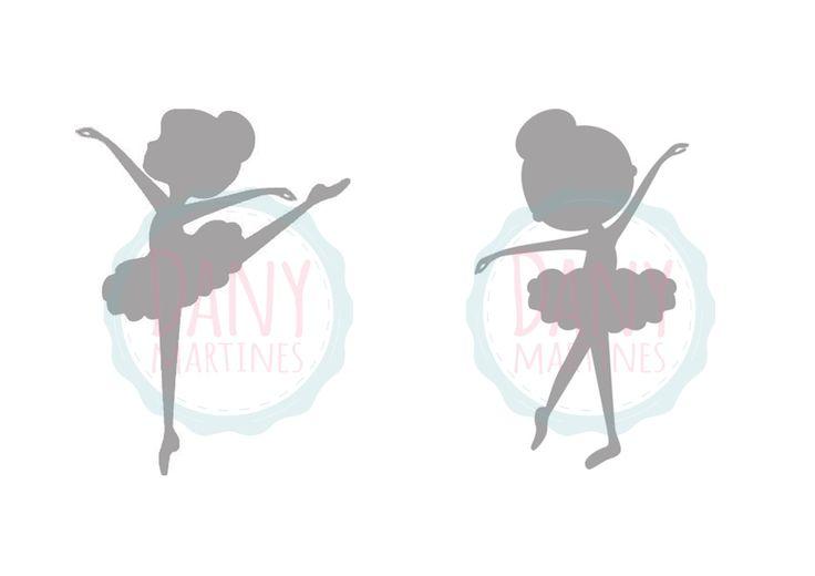 Molde Bailarina para Capa de Caderno - assista o tutorial: https://www.youtube.com/watch?v=cF4yvjbQgL0 #Larissareis