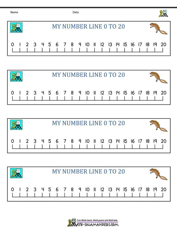 42 best Számegyenes images on Pinterest | Math education, Numeracy ...