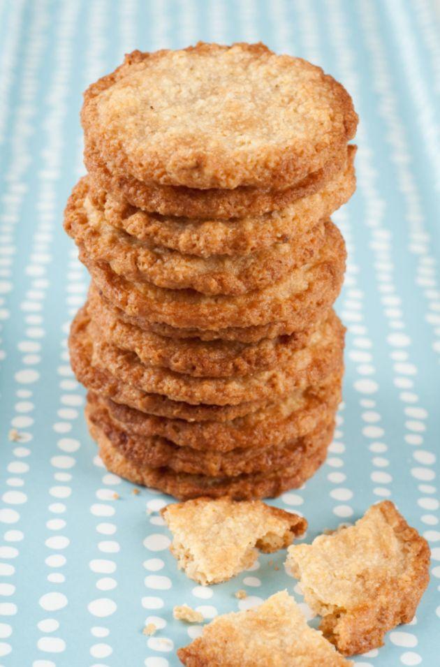 Sabrosas y nutritivas: galletas dulces de avena