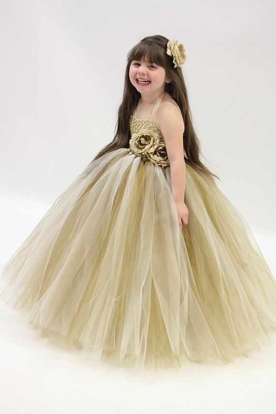 Anastasia  Flower Girl Gown  Special by SweetGigglesBoutique, $159.00