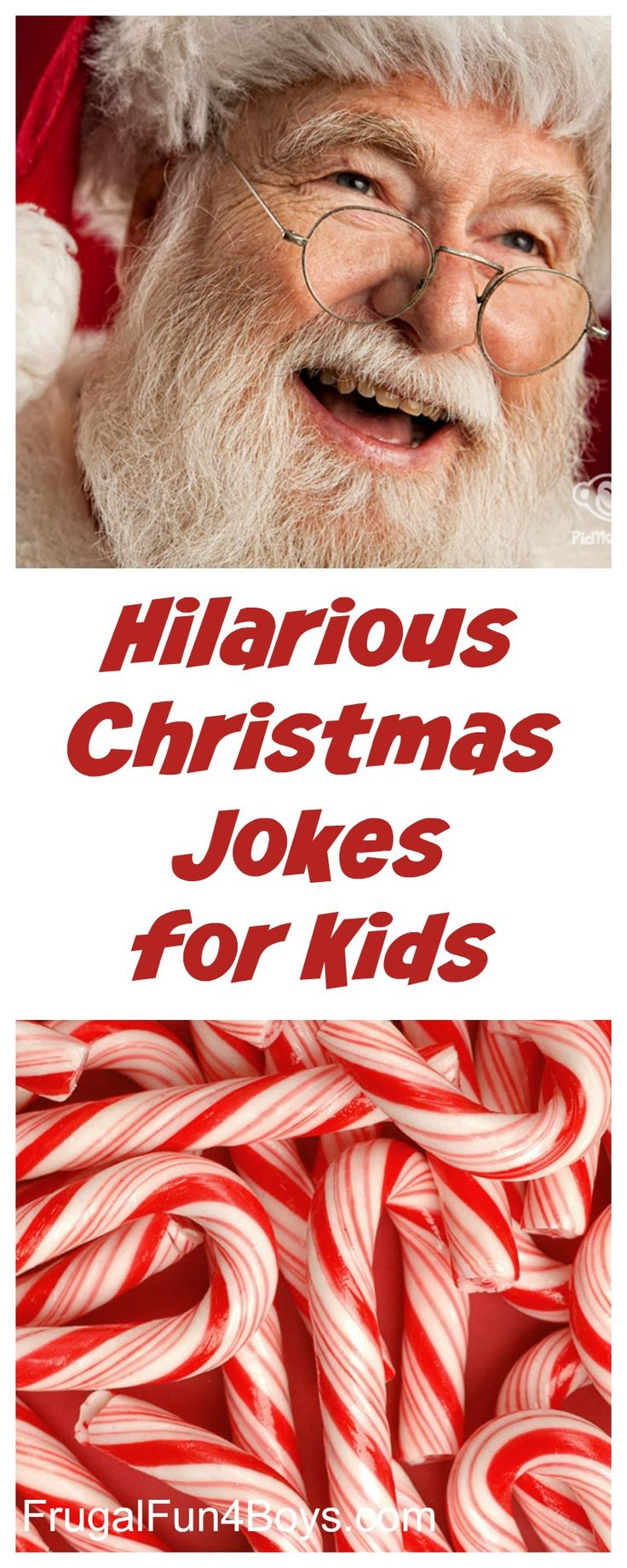 We love a good joke!  Here are some hilarious Christmas jokes that will make your kids laugh like Santa and his belly like a bowl full of jelly!  Okay, maybe some of them are a little cheesy, but I will say – we did a LOT of searching to find these jokes and narrowed it …