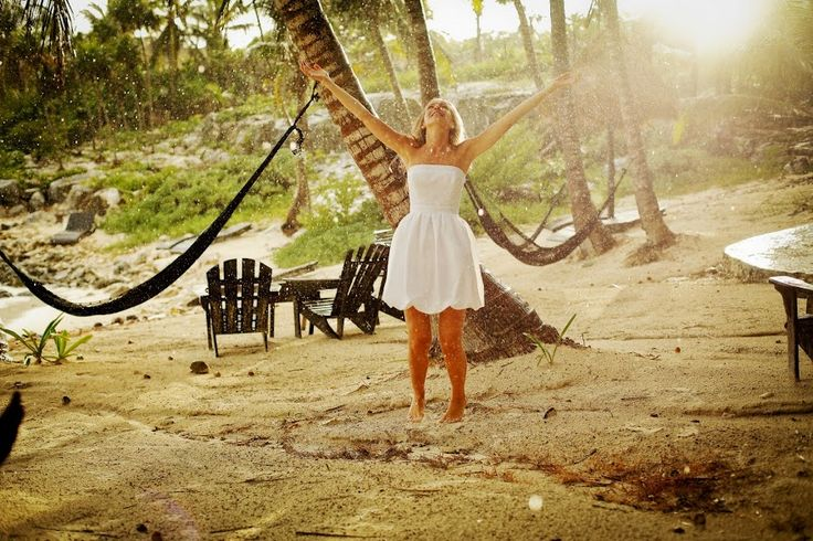 Extraordinary photoshoot, Tulum,  Mexico/Необычная фотосессия на пляже,Тулум, Мексика