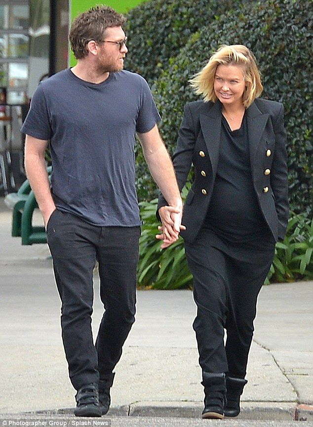 Big day: Woman's Day magazine has reported that Lara Bingle has given birth to a baby boy ...