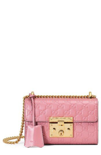 gucci bags nordstrom. gucci small padlock signature leather shoulder bag available at # nordstrom bags