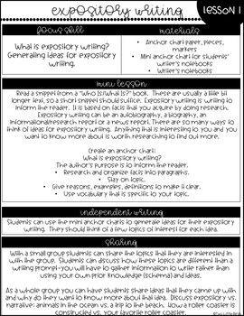 Humble ISD 2011-2012 Fifth Grade – Expository/Explanatory ...