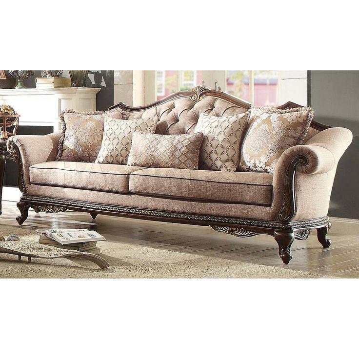 Bonaventure Park Traditional Sofa | Sofas HE-19359-3/1