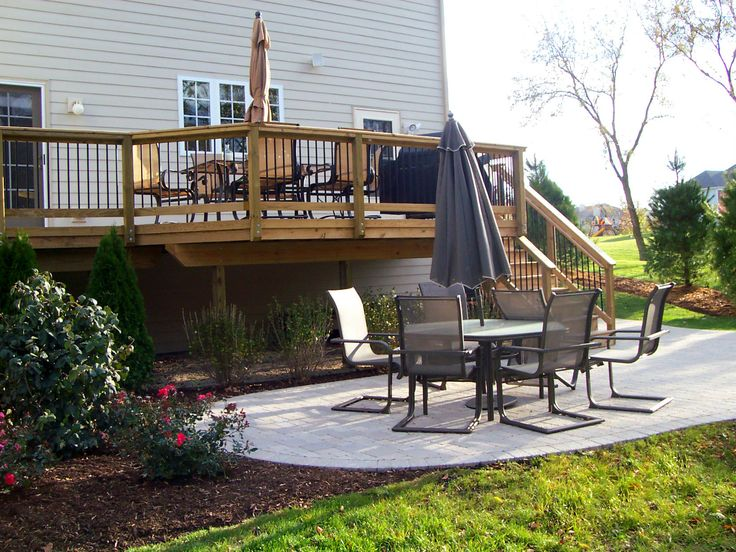 Chicagoland Custom Deck And Patio Design In Gurnee, IL