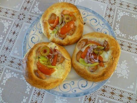 Rezept: Kleine Pizza - Ahmet Kocht - Folge 39 - YouTube