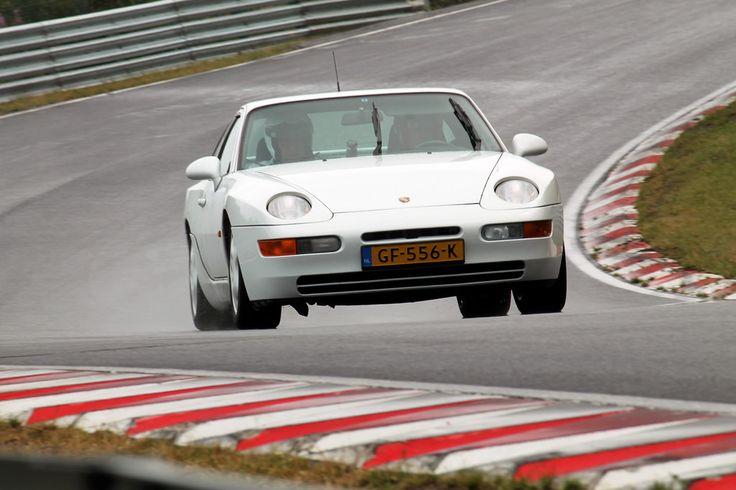 Alle Größen   Porsche 968 Club Sport @ Nürburgring Nordschleife   Flickr - Fotosharing!