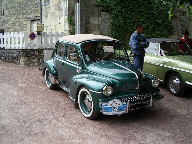 286 best renault 4cv images on pinterest