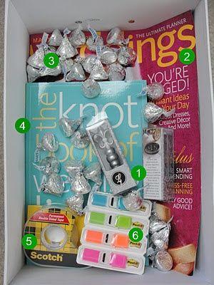 Engagement gift idea for my recently engaged best fraaannnn! ;-) @Emily Schoenfeld Schoenfeld Collins @Michelle Flynn Flynn Jones @Arielle Gordon Gordon Eaton