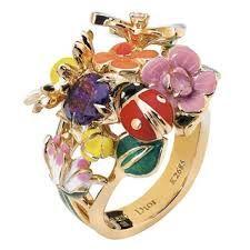 Afbeeldingsresultaat voor bloem ringen