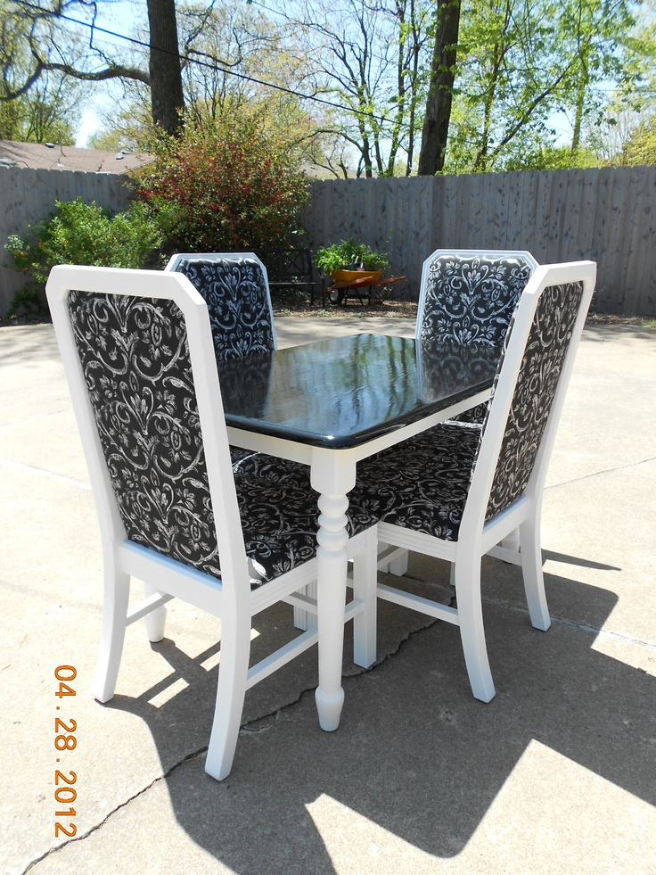 25 best images about compact dining tables on Pinterest  : 342c4edb452898b3f20742a68d8b04fe white skirts dining sets from www.pinterest.com size 736 x 981 jpeg 379kB