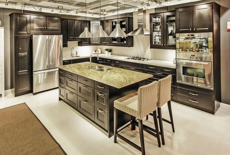 17 best images about ikea kitchen showroom on pinterest for Ikea kitchen gallery