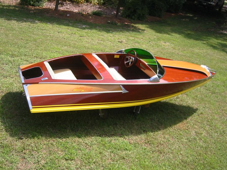 how to build a small speedboat