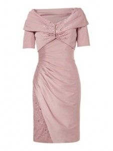 dresses for women over 50 to wear to weddings   Dresses with Sleeves Challenge Day 25- the stylish wedding guest