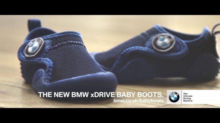 April 01 2016: BMW xDrive Baby Boot  #carjoke #aprilfoolsday