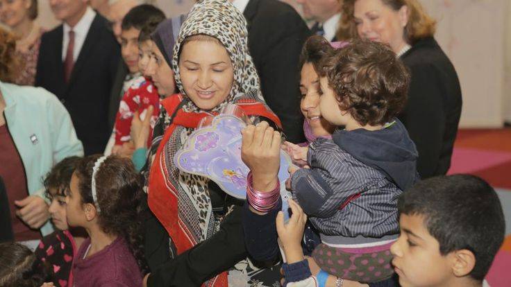 The Church is continuing its long-standing partnership with international humanitarian organizations to tend to the dire needs of refugees entering Europe.