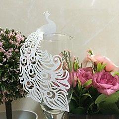 Papier Perlé Décorations de Mariage-50Pièce/SetMariage Soirée Occasion spéciale Anniversaire Naissance Fête/Soirée Soirée / Fête