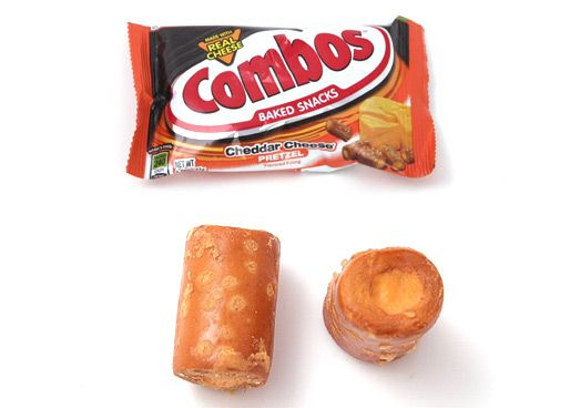 Snack ~ Mars, Incorporated = Cheddar Cheese Pretzel
