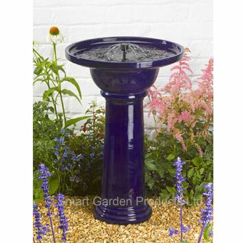 Ravenna Ceramic Bird Bath by Smart Garden Products