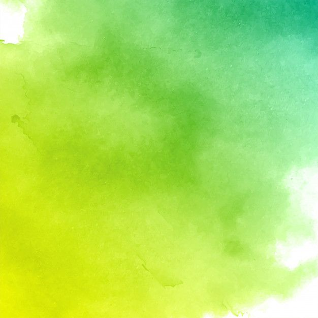 Download Abstract Green Watercolor Texture Background For Free In