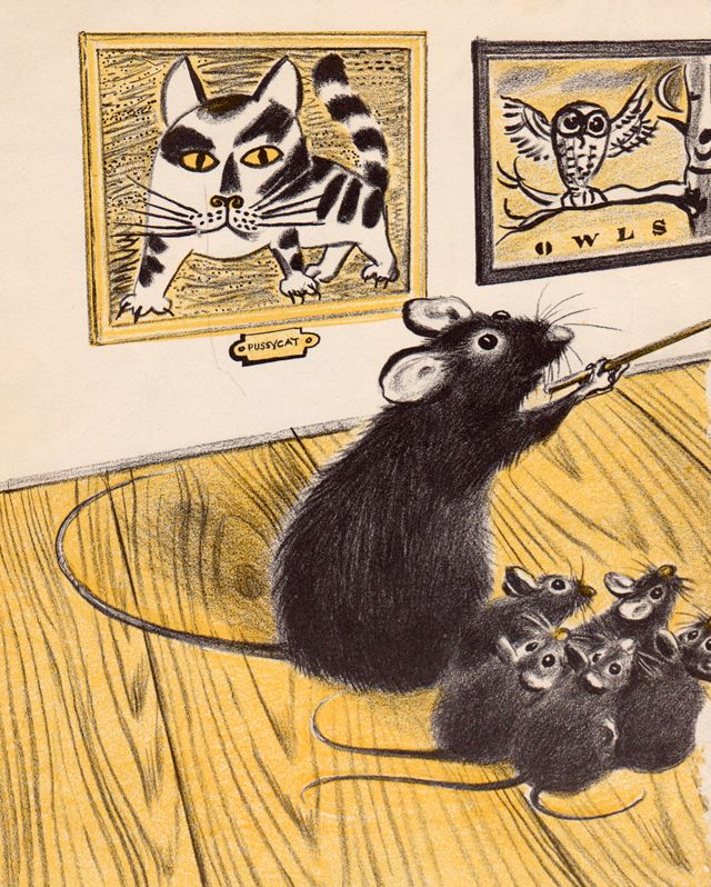 """""""So Small"""" by Ann Rand, illustrated by Feodor Rojankovsky (1962)."""