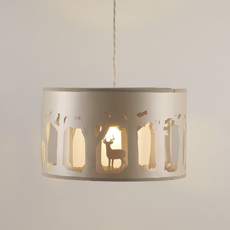 Laura Ashley woodland light...I HAVE to have this! Reminds me of Harry Potter :)