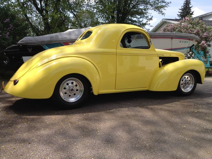 1941 willys coupe for sale by owner buffalo ny classifieds hot rods. Black Bedroom Furniture Sets. Home Design Ideas