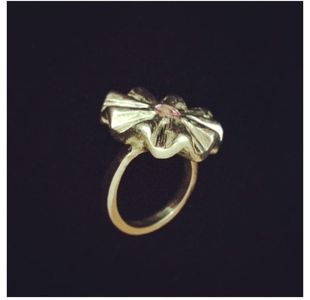 Tutu Ring, very cute accessory