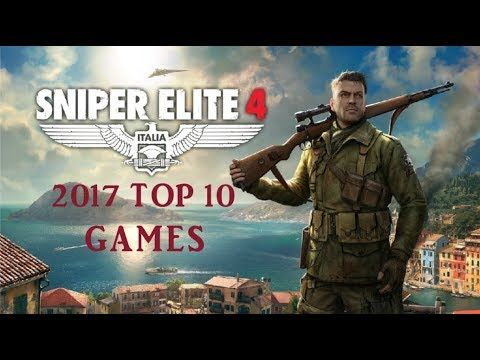 2017 Top 10 Games Torrent For Pc With System Requirements Free Download