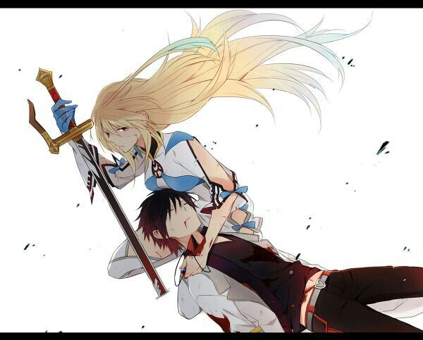 Milla and Jude - Tales of Xillia 2