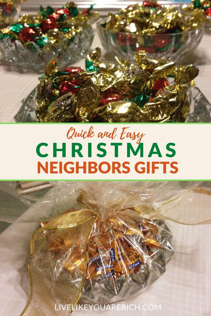 27 Neighbor Gifts in 27 Minutes in 2020 Neighbor