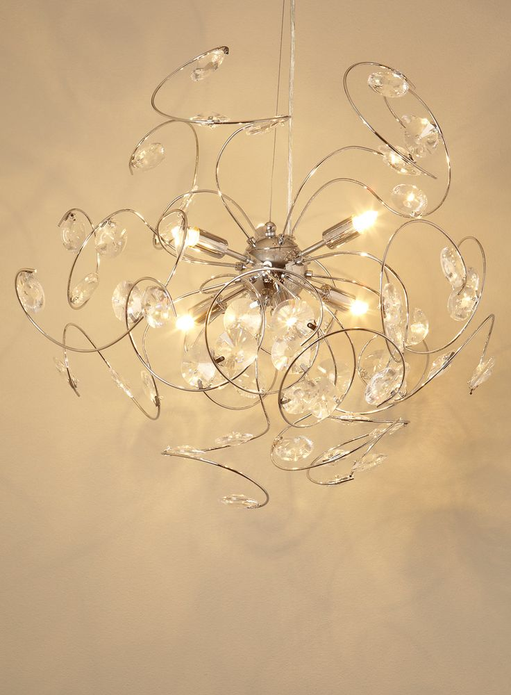 Bhs Lila Wall Lights : Lila Sputnik Ceiling Light - - Sale (Hidden) - BHS Decor. Lighting Pinterest Ceilings ...