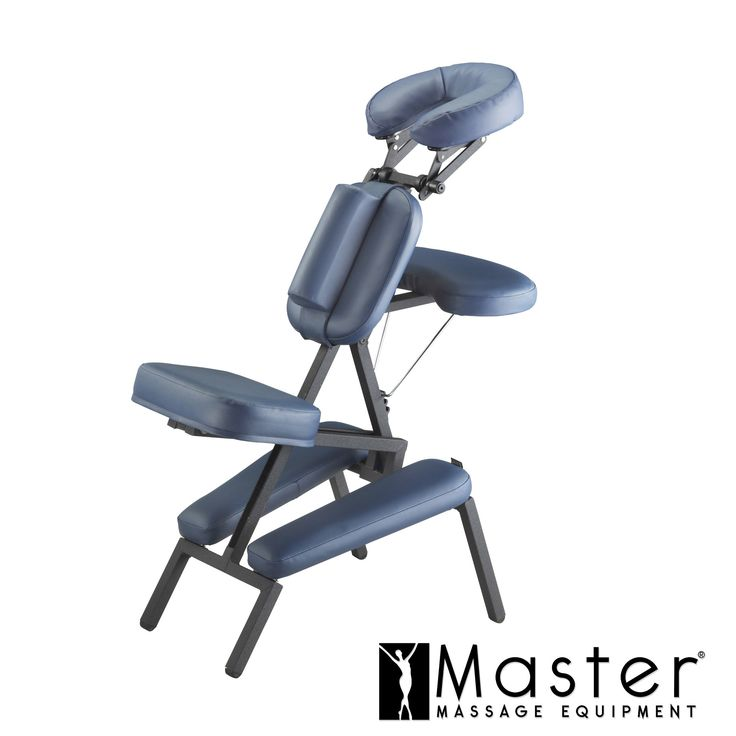 Master Professional Portable Massage Chair is lightweight and durableChair frame is constructed of Aircraft AluminumAll cushioned surfaces of massage supply are layered with exclusive Small Cell foam system