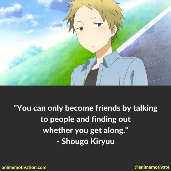 21 Anime Quotes About Friendship Worth Sharing Anime Quotes About Friendship Anime Quotes Friendship Quotes