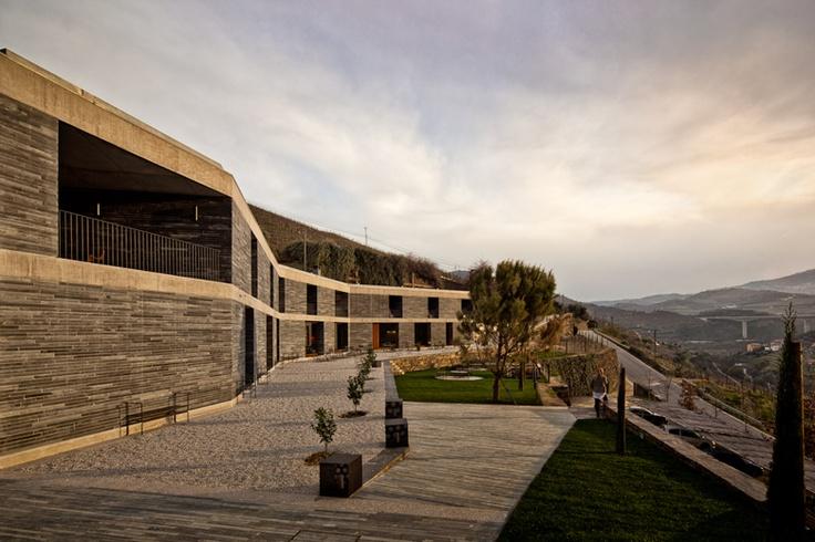 Guedes + De Campos | Hotel Quinta do Vallado | Peso da Régua, Pt