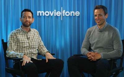 Moviefone's The Approval Matrix Unscripted starring Neal Brennan and Seth Meyers