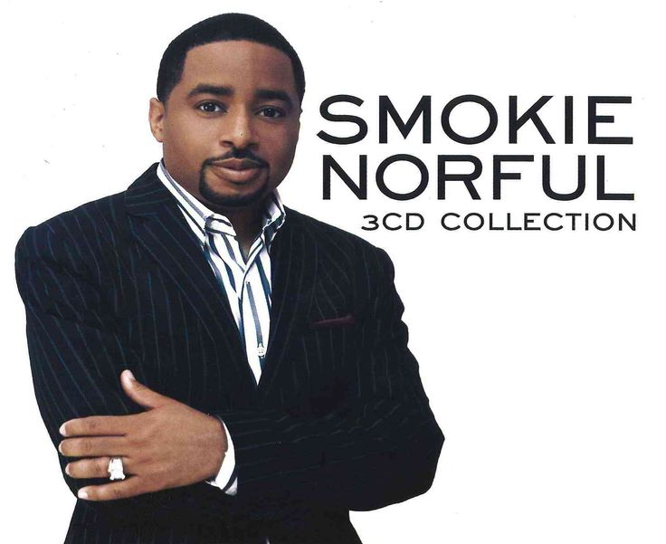 Smokie Norful - Smokie Norful: 3CD Collection, White