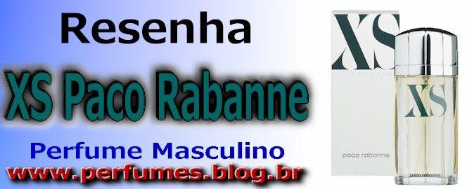 PERFUME IMPORTADO MASCULINO  http://perfumes.blog.br/resenha-de-perfumes-paco-rabanne-paco-rabanne-xs-masculino-preco