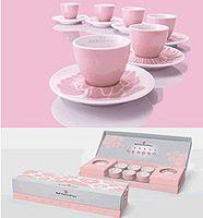 Коллекционные чашки от Micheal Lin для эспрессо