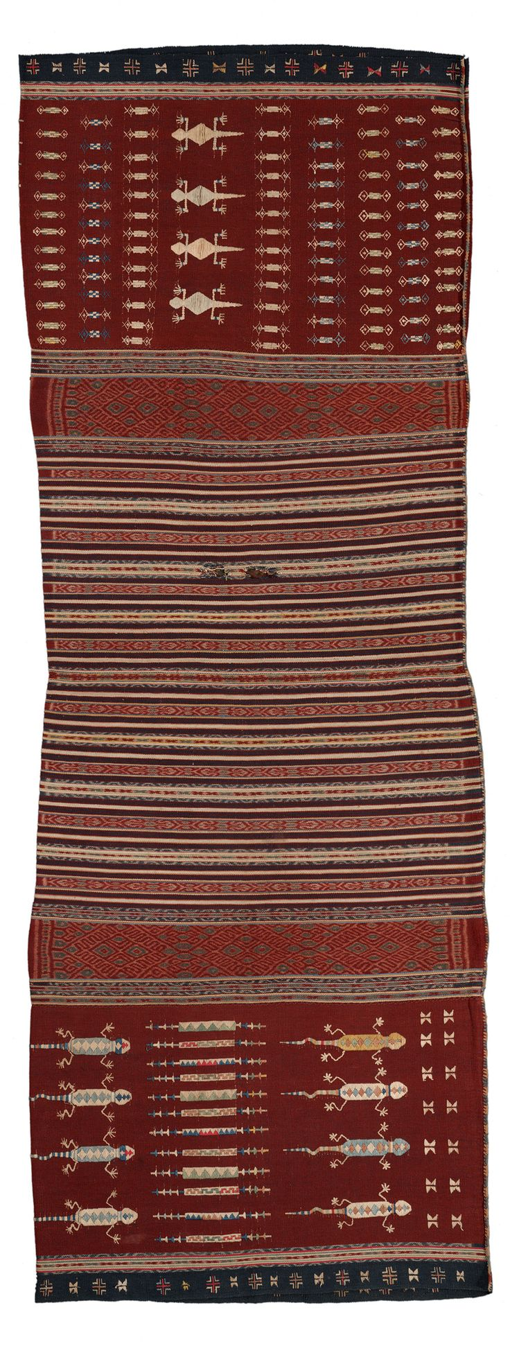 Timor Weavings As part of the 50th anniversary celebrations of the Fowler Museum at UCLA, Los Angeles, a series of three world textile exhibitions are on show there this autumn. Textiles of Timor, Island in the Woven Sea opens 7 September 2014 until 4 January 2015.