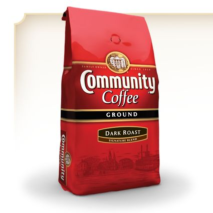 Community Coffee..Louisiana's best