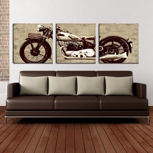 Motorcycle Home Decor : Best motorcycle decorations ideas on pinterest