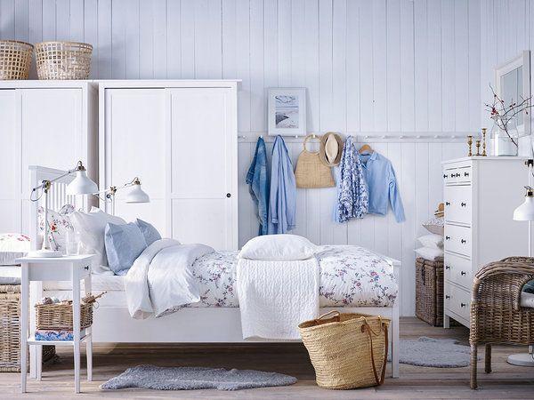 Perchero para el dormitorio de Ikea