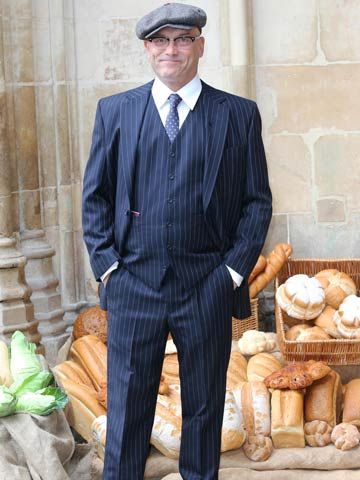 Gregg Wallace in Gregg Wallace's weight loss story in pictures