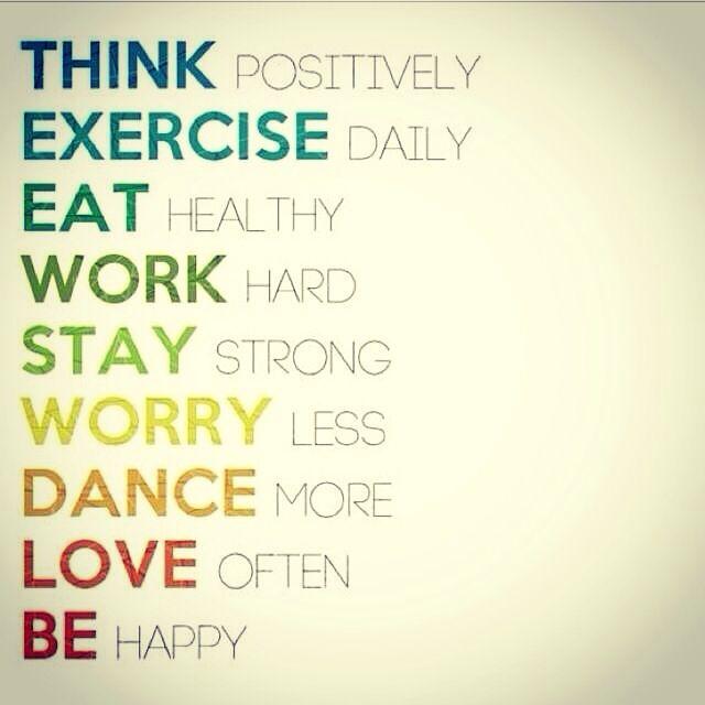 La fórmula para un bienestar integral  #amayaazpirozhc