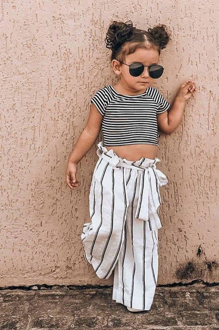 Summer Cute Outfits For Girls Kids 20   ADDICFASHION