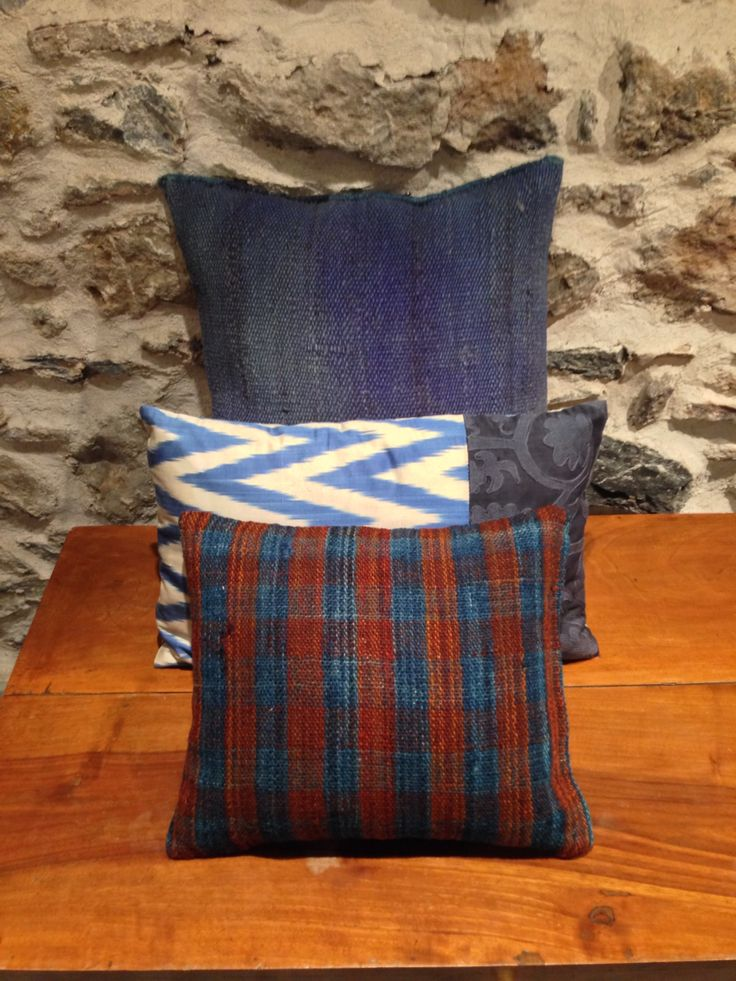 We make cushion